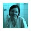 Pani Barbara Wacławik, położna na Oddziale Położniczo-Ginekologicznym.